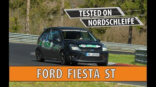 [Eng] How to prepare Ford Fiesta ST for the Nordschleife