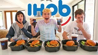 TASTING IHOB FOR THE FIRST TIME