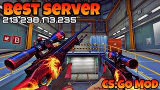 BEST CS 1.6 CS GO MOD SERVER // Asil Gaming
