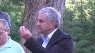 Встречи в Шаумяновке и Цандрипше