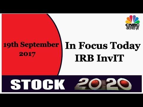 Stock Market News Today | Stock 20-20 | 19th September 2017 | CNBC Awaaz
