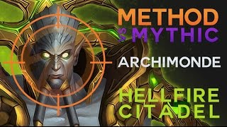 Method vs Archimonde Mythic World First