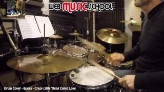 Queen Crazy Little Thing Called Love - DRUM COVER.mp3