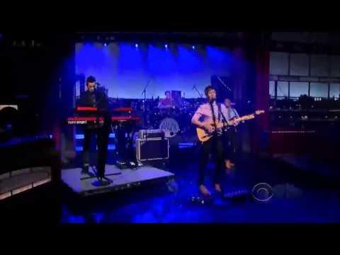 Atlas Genius If So On Letterman