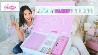 Petite 'n Pretty PR MAKEUP UNBOXING!!!