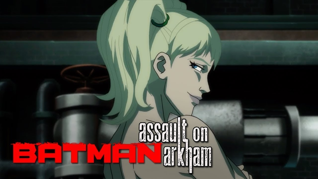 Download El Escuadrón Suicida toma posesión de Arkham   Batman  Assault on Arkham