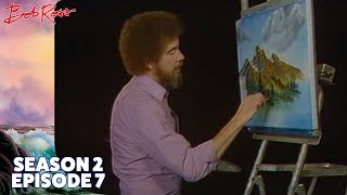 Bob Ross - Brown Mountain (Season 2 Episode 7)
