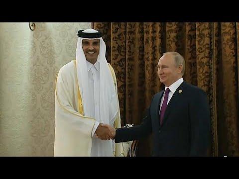 بوتين بعد لقائه أمير قطر: علاقات موسكو مع الدوحة في تطور مستمر…  - نشر قبل 4 ساعة