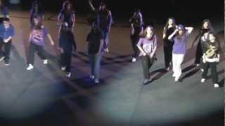 Atuação de Dança Hip Hop NEXT na Gala do Independente Futebol Clube Torrense 17-03-2012
