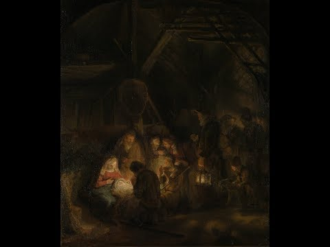 Best-Loved Christmas Carols ~ While Shepherds Watched Their Flocks (with sing-along lyrics) & Outro