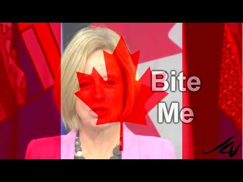 Canada Today!  Alberta Threat to BC, Rising Internet Rates  -  YouTube