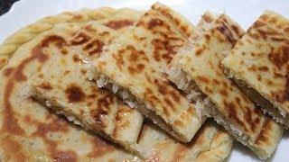 Sweet Nariyal Paratha | Fresh Cononut Sweet Paratha | Unique Recipe