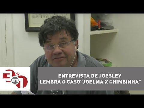 Madureira: Entrevista De Joesley Lembra O Caso