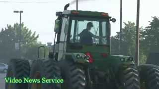 Drive your tractor to school day/Byron Bergen