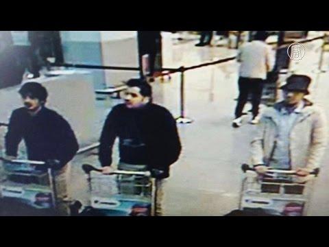 Теракты в Бельгии: обнародовано фото подозреваемых (новости)