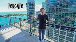 Gambar cover HOW CHEAP IS TORONTO!? (Luxury Apartment Tour)
