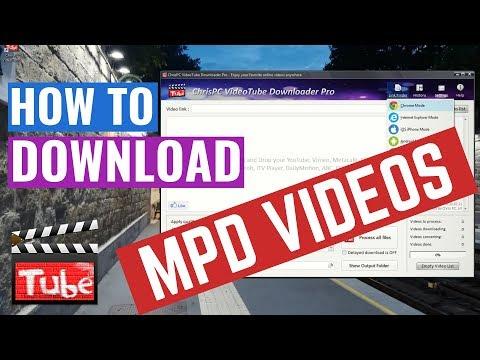 ChrisPC Free VideoTube Downloader - Download YouTube videos