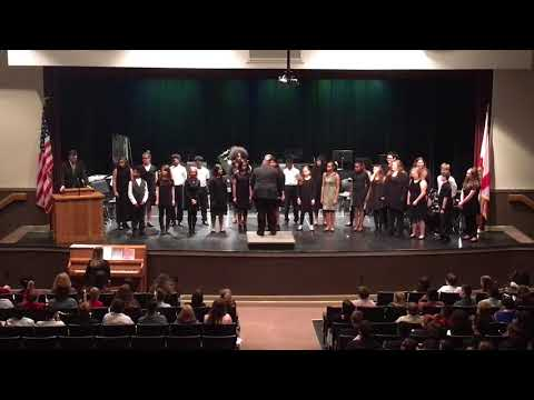Montevallo Middle School Choir 12/4/2017 Concert