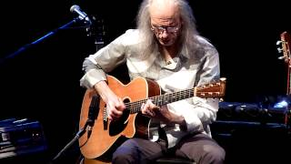 Steve Howe Anthology Tour 2015