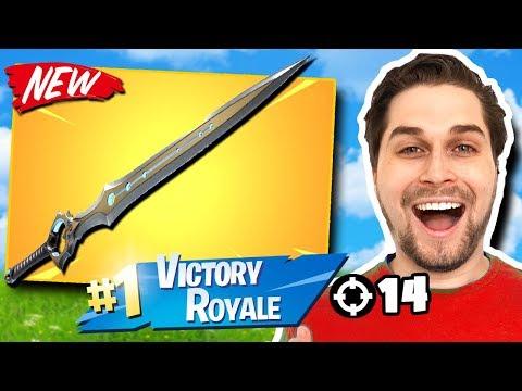Win en 14 Kills Met Infinity Sword en Djuncan!🔥 - Fortnite Battle Royale