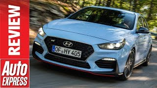 Hyundai i30 N review - just how good is this 271bhp hot hatch?