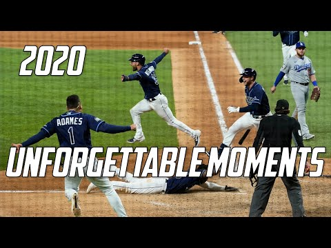 MLB | 2020 – Unforgettable Moments
