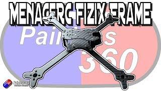 MenaceRC FiziX frame