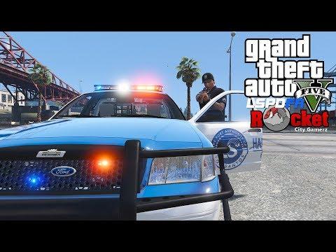 Something Smells Fishy! | Los Santos Harbor Police Patrol | GTA 5 LSPDFR Real Life Police Mod