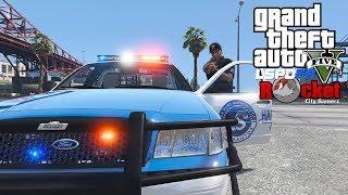 Something Smells Fishy!   Los Santos Harbor Police Patrol   GTA 5 LSPDFR Real Life Police Mod