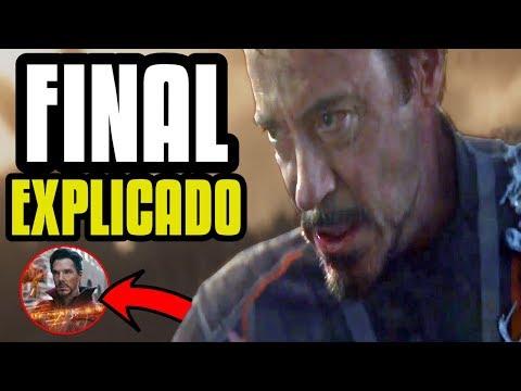 Infinity War FINAL explicado y ESCENA POST CRÉDITOS