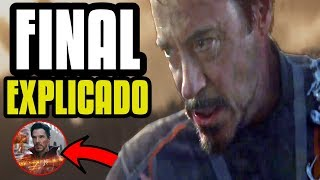Infinity War FINAL explicado y ESCENA POST CRÉDITOS