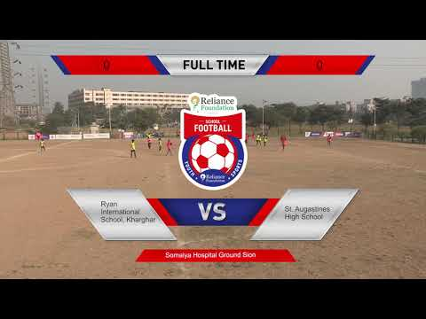 RFYS 2017 Mumbai St Augastines High School vs Ryan International School, Kharghar Highlights