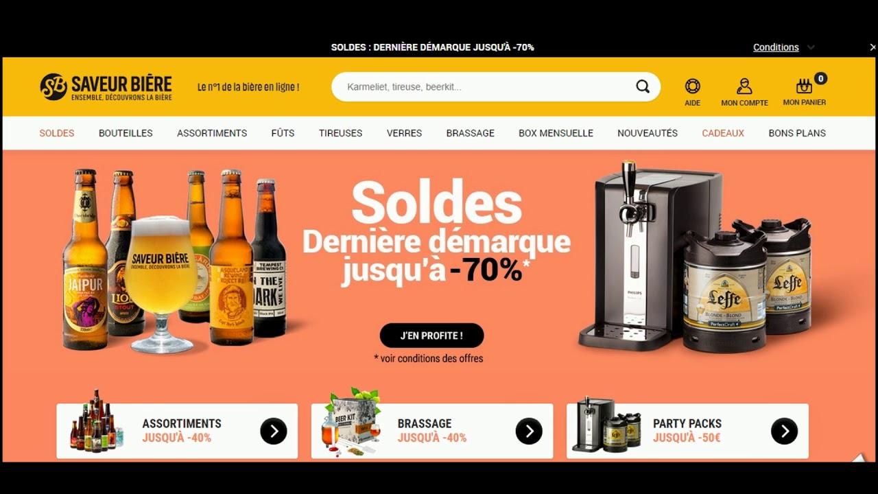 Code Promo Saveur Biere