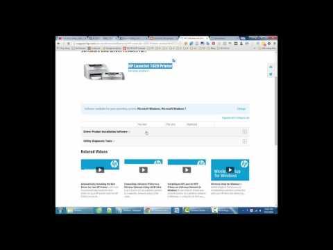 Download Driver Máy In HP LaserJet 1020 Win XP - Win 7, 8, 10 - 32 Bit & 64 Bit