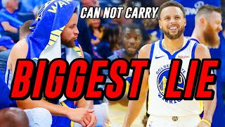 Debunking the BIGGEST LIE Being Told About Steph Curry