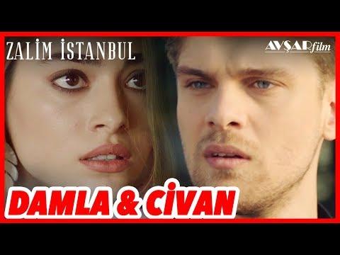 Damla & Civan Sahneleri - Zalim İstanbul (1. Sezon)