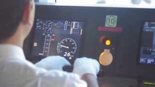Repeat youtube video 【京王ATC】10-490Fのグラスコックピット観察【残圧停車】