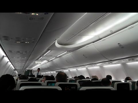 Oman Air inflight experience on board 737-900