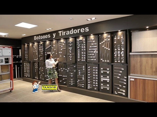 TANDOR COMERCIAL NUEVO SHOWROOM