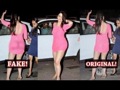 Alia Bhatt's Fake pics exposing babe's butt circulating on WhatsApp are photoshopped