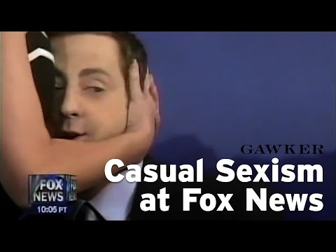 Casual Sexism at Fox News