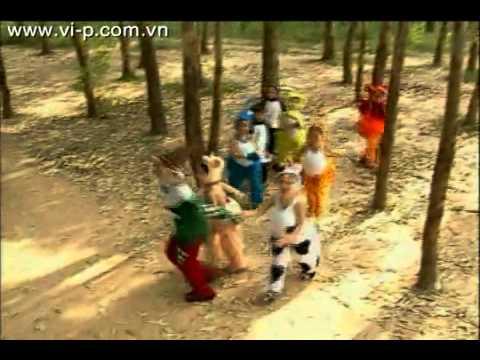 Vit DoNald (nhac thieu nhi) Duy Uyen - nhom Mat Ngoc