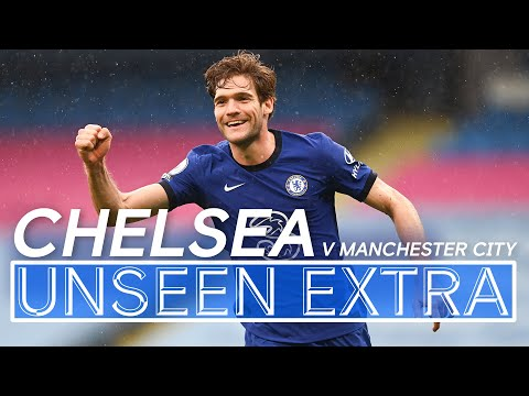 Marcos Alonso's Injury Time Winner Completes Chelsea Comeback At The Etihad | Unseen Extra