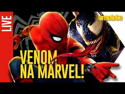 Venom no Universo Marvel do cinema! Vai prestar? | OmeleTV AO VIVO