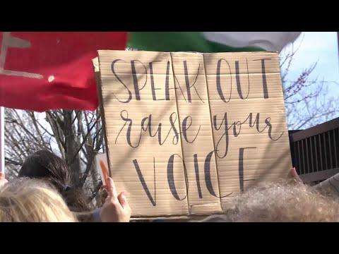 Trump's declaration sparks Atlanta ICE rally
