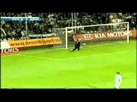 Slovakia 0-4 Armenia , UEFA Euro 2012 Qualification , With Armenian Music ))  BY VaV