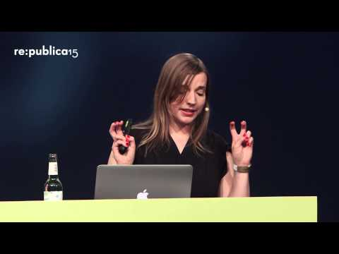 re:publica 2015 - Anne Wizorek: Let's talk about Meinungsfreiheit, baby!!1! on YouTube