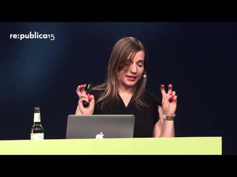 re:publica 2015 - Anne Wizorek: Let's talk about Meinungsfreiheit, baby!!1! on YouTube