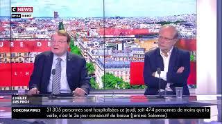 Luc Montagnier, prix Nobel controversé, accuse des biologistes d'avoir créé le coronavirus