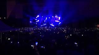 """Nicky jam canta """"x"""" en sevilla 2018 (auditorio rocio jurado)"""
